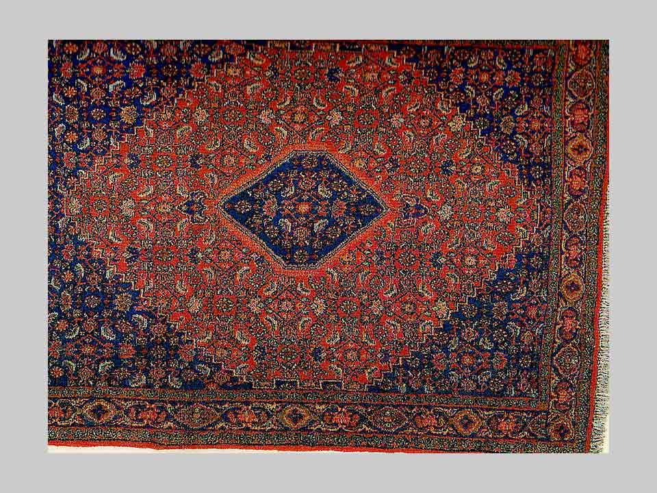 Vente de tapis anciens à Saint-Jean-Cap-Ferrat